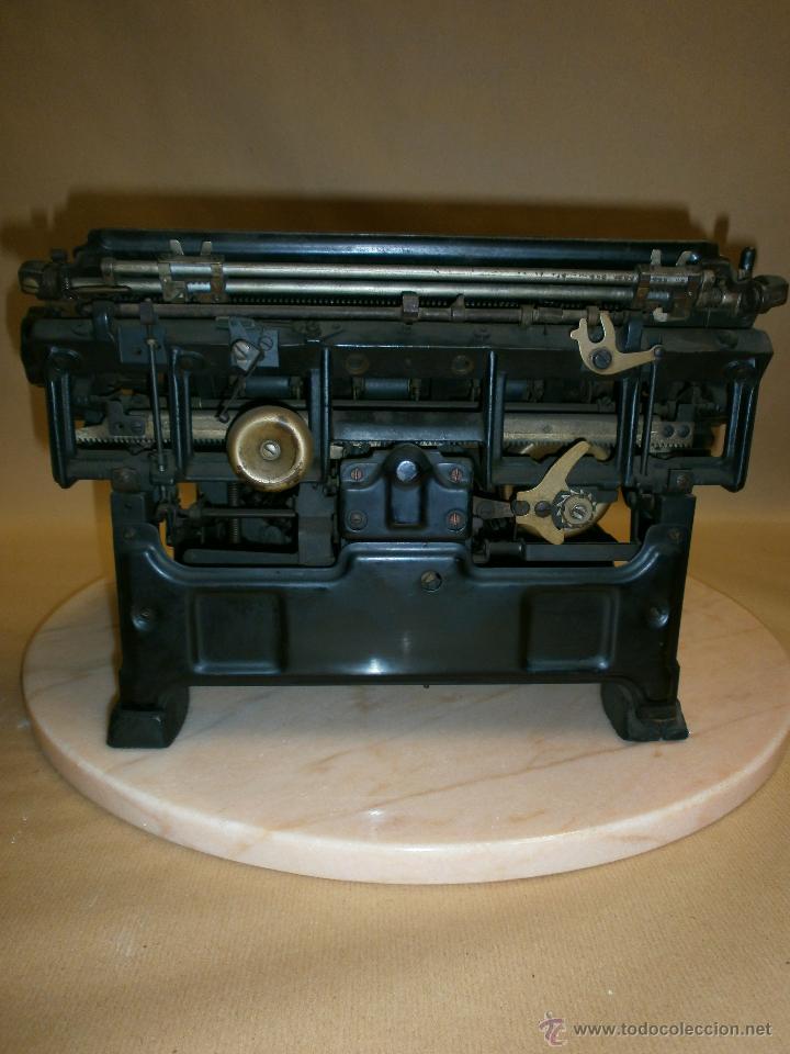 Antigüedades: Máquina de escribir L.C. Simth - Foto 3 - 51881880