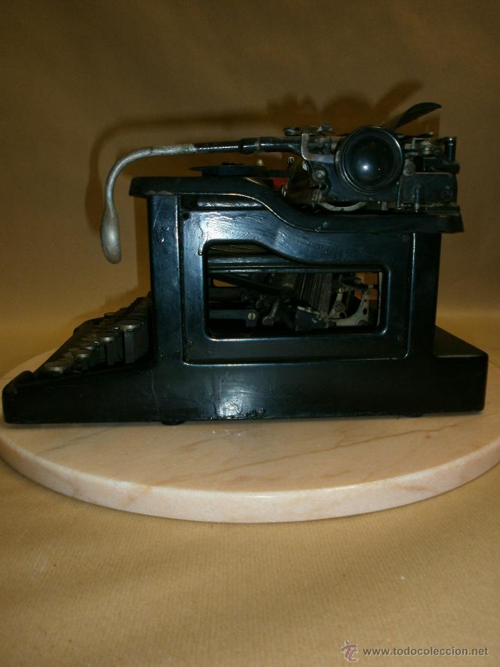 Antigüedades: Máquina de escribir L.C. Simth - Foto 4 - 51881880