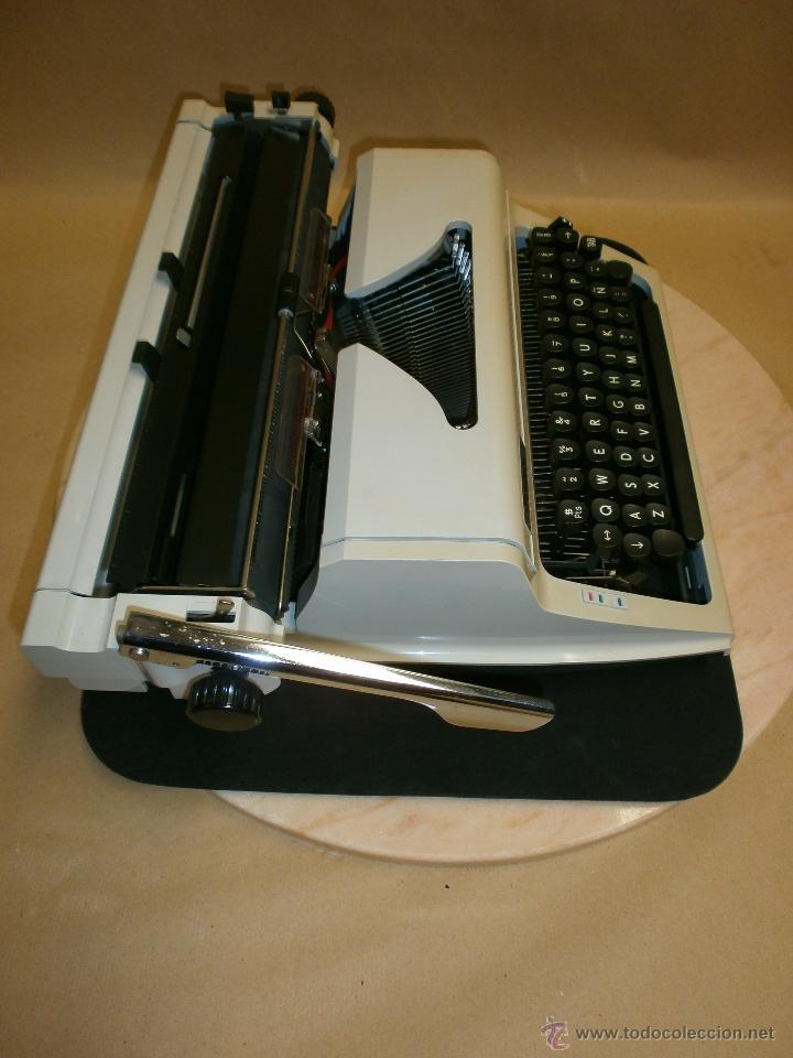 Antigüedades: Máquina de escribir Erika - Foto 2 - 51882445