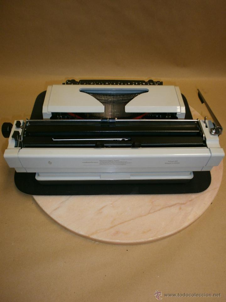 Antigüedades: Máquina de escribir Erika - Foto 3 - 51882445