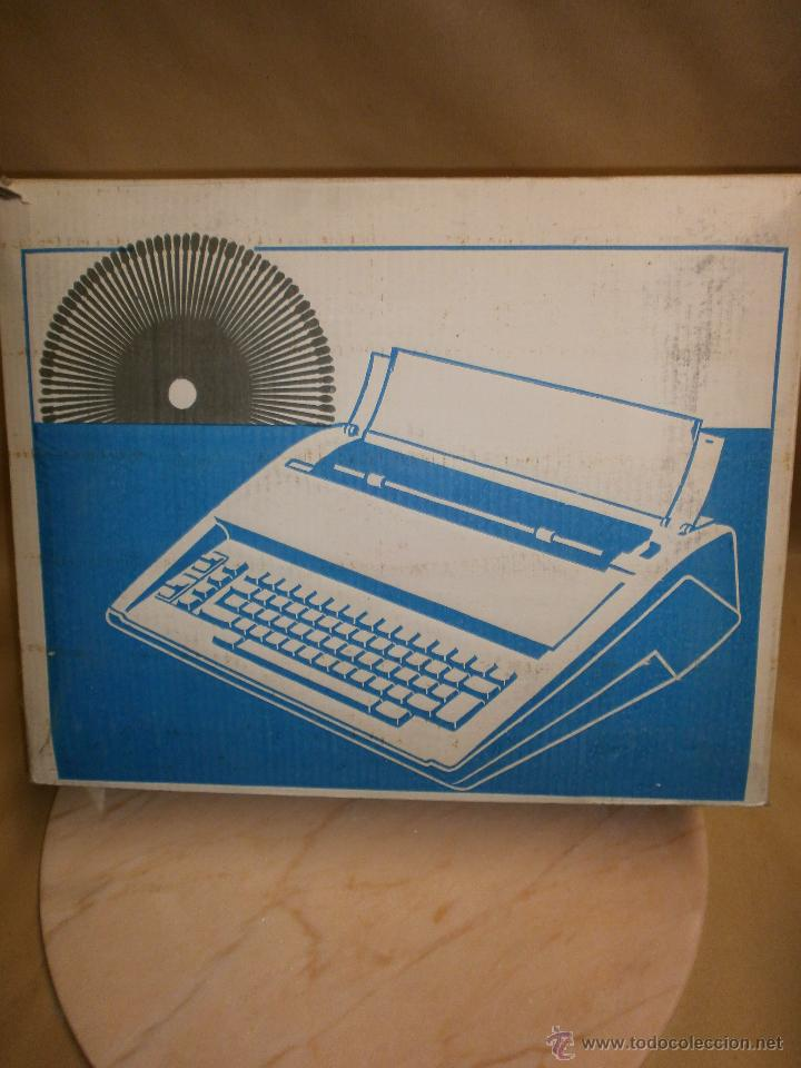Antigüedades: Máquina Erika 3006 - Foto 10 - 51883519