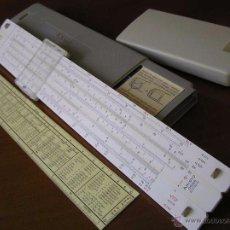 Antigüedades: REGLA DE CALCULO ARISTO STUDIO 0968 - CALCULADORA - SLIDE RULE RECHENSCHIEBER -. Lote 51921936