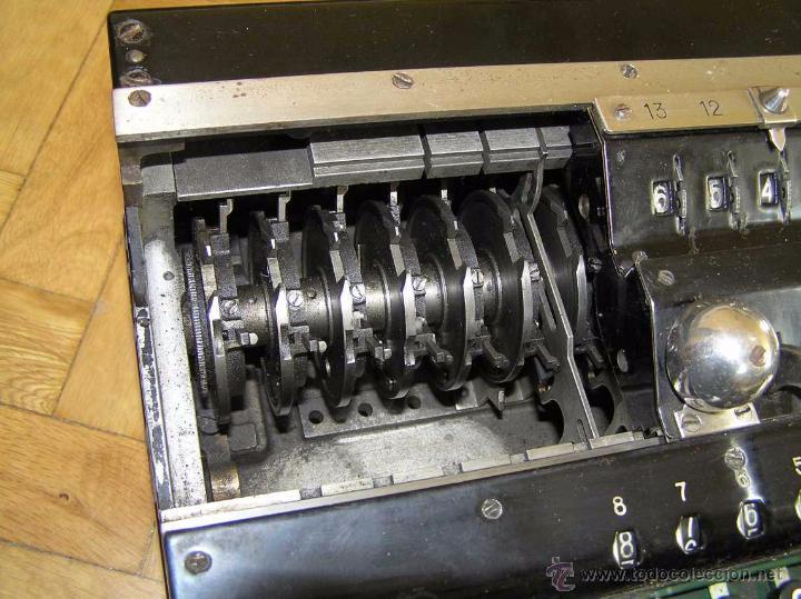 Antigüedades: ANTIGUA CALCULADORA KUHRT. AÑOS 20. - ADDING MACHINE CALCULATOR RECHENMASCHINE - Foto 45 - 51923229