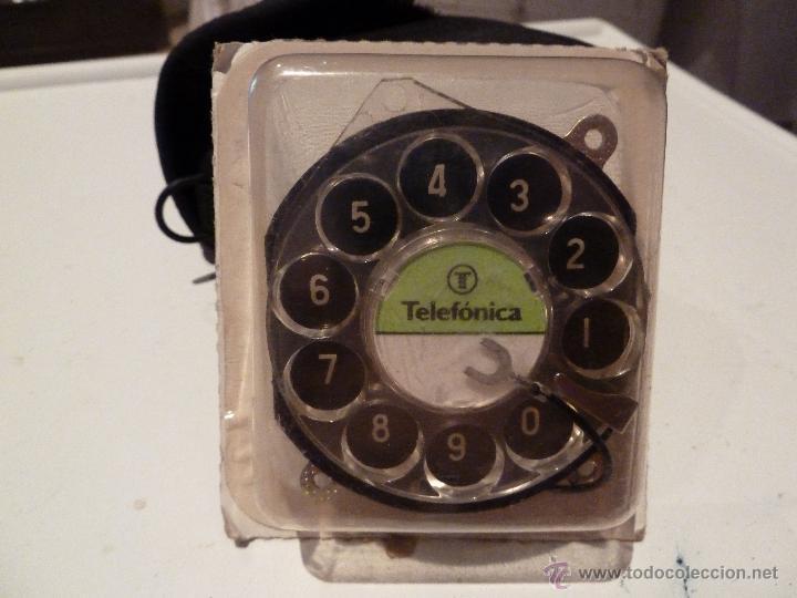 ANTIGUO DIAL DE REPUESTO PARA TELEFONOS DE CITESA TELEFONICA (Antigüedades - Técnicas - Teléfonos Antiguos)