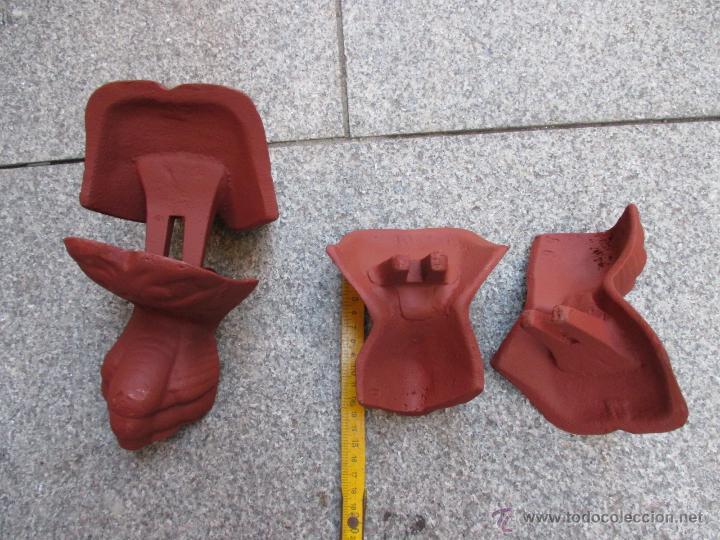 4 patas antiguas de ba era en hierro fundido comprar for Banera hierro fundido