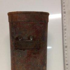 Antigüedades: ANTIGUO MEDIDOR DE LIQUIDOS 1 LITRO (D). Lote 52121072