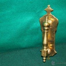 Antigüedades: ANTIGUO LLAMADOR DE BRONCE.. Lote 52128030