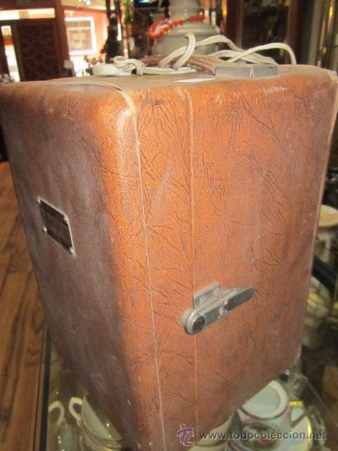 Antigüedades: Regulador de tensión Cinematografía Marin. 20 x 20 x 29 cms. de altura. - Foto 3 - 52170317