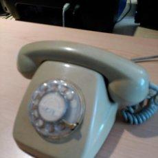 Teléfonos: TELEFONO SOBRE MESA MODELA HERALDO MALAGA. Lote 52201899