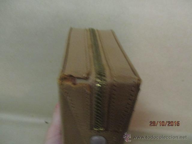 Antigüedades: Estuche de afeitar de viaje incompleto (ver fotos) - Foto 7 - 52400970