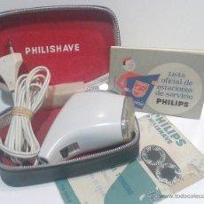 Antigüedades: MAQUINA AFEITAR PHILIPSHAVE AÑO 1968. Lote 52414238