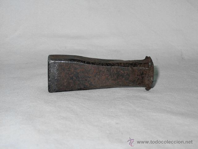 Antigüedades: LOTE GUARNICIONERÍA 16 HERRAMIENTAS PARA CUERO-SACABOCADOS-PUNZÓN-BURIl-SIGLO XIX-XX-BLANCHARD PARIS - Foto 11 - 52516109