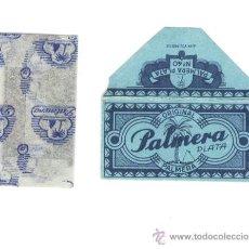 Antigüedades: SOBRE + CUCHILLA DE AFEITAR ** LA PALMERA ** Nº 40. Lote 52533478