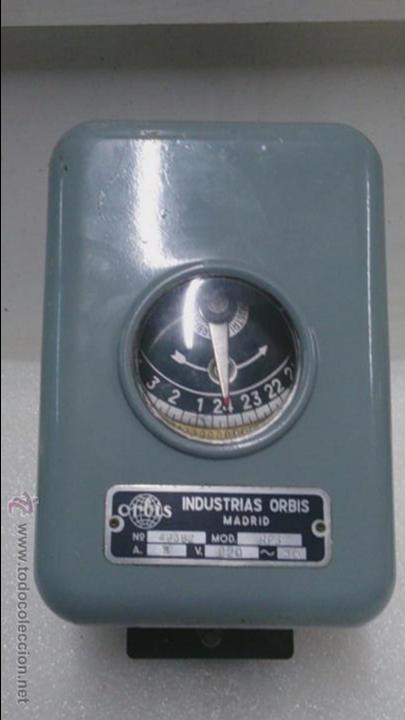 Reloj contador de luz de la casa orbis comprar varias for Contador de luz precio