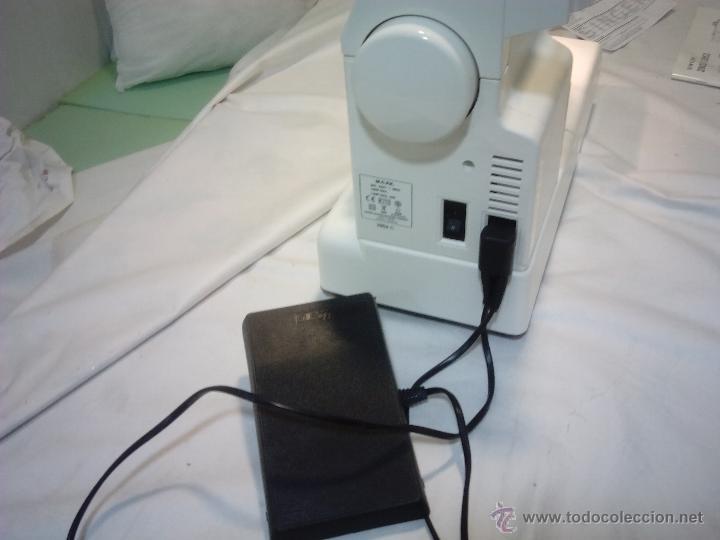 Antigüedades: Singer. maquina de coser. funciona - Foto 8 - 52539208