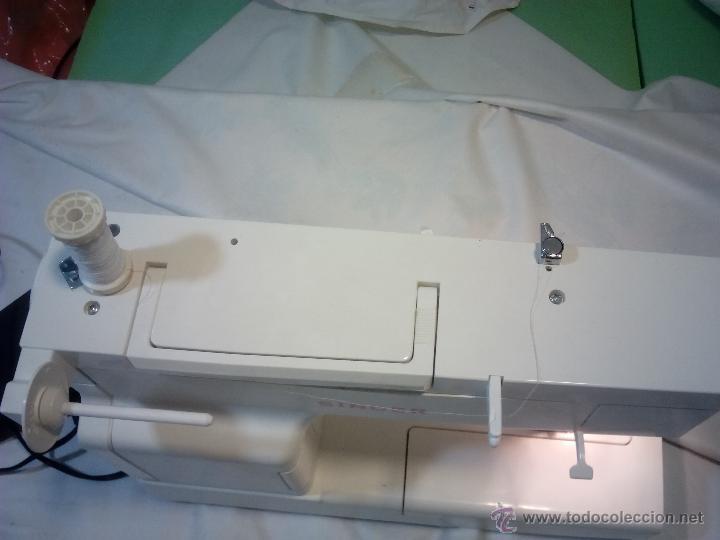 Antigüedades: Singer. maquina de coser. funciona - Foto 9 - 52539208