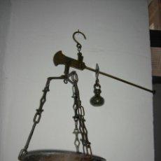 Antigüedades: BALANZA ROMANA. Lote 52570672