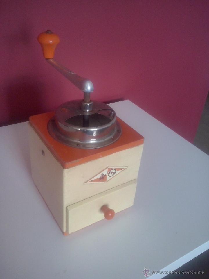 Antigüedades: MOLINILLO CAFE DE LA MARCA KYM - Foto 3 - 52573998