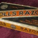 Antigüedades: MAQUINILLA DE AFEITAR ROLLS RAZOR IMPERIAL Nº 12 EN BUEN ESTADO. Lote 52632733