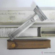 Antigüedades: MAQUINILLA DE AFEITAR SCHICK B1 DE 1927 AL 1932. Lote 52647475