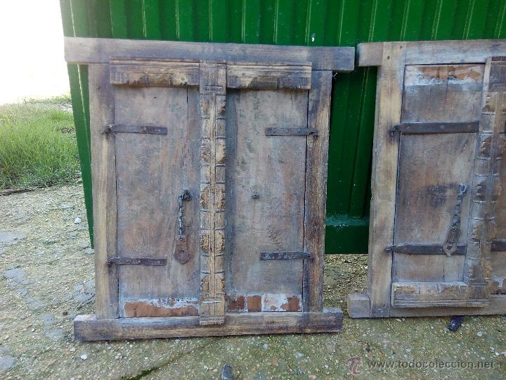Ventana madera segunda mano amazing puertas y ventanas de for Ventanas de aluminio de segunda mano