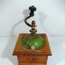 Antigüedades: ANTIGUO MOLINILLO DE CAFE MARCA ELMA. Lote 70665155