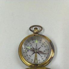 Antigüedades: MUY ANTIGUA BRUJULA . JAPON. Lote 52714898