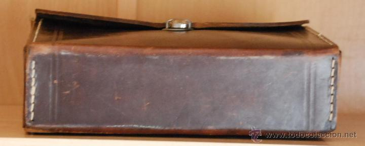 Antigüedades: MALETIN MEDICO -- LA COOPERACION MEDICA ESPAÑOLA -- MADRID AÑOS 30/40 - Foto 5 - 52746327