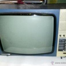 Antigüedades: TELEVISOR NORDMENDE SPECTRA PORTABLE. ALEMANIA. ENVIO CERTIFICADO INCLUIDO.. Lote 52748839