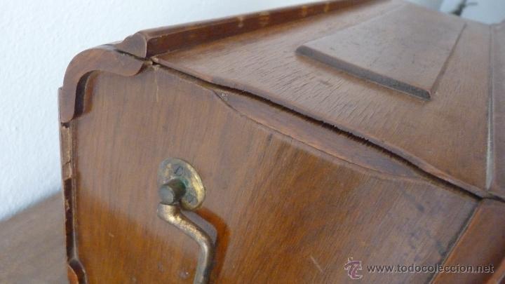 Antigüedades: MÁQUINA DE COSER JONES MACHINE.COMPLETA.EN MUY BUEN ESTADO - Foto 19 - 52763531