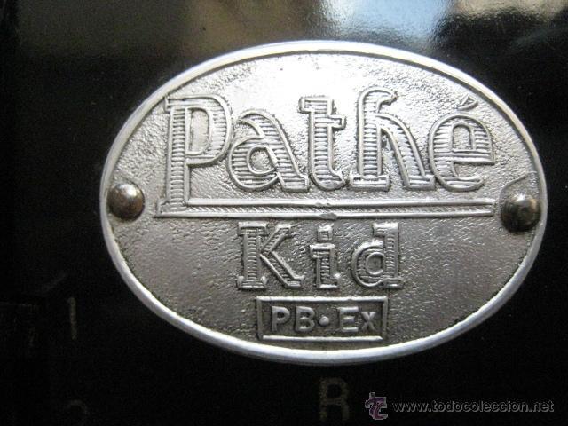 Antigüedades: PROYECTOR DE CINE PATHE KID - Foto 7 - 52791640