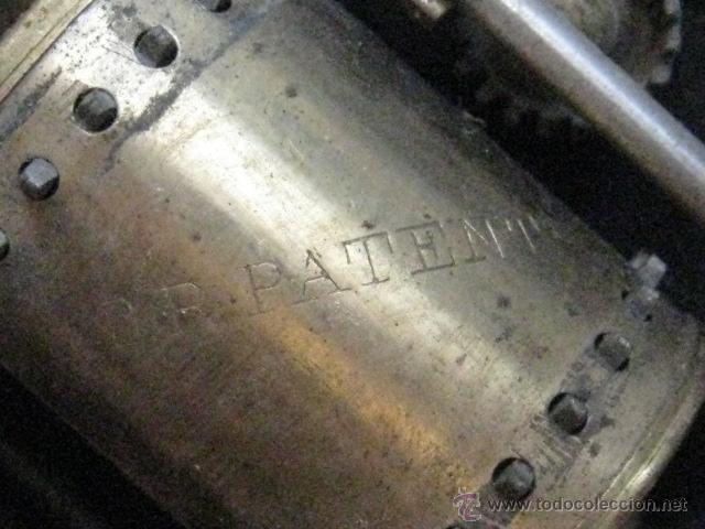Antigüedades: LINTERNA MAGICA Y PROYECTOR DE CINE BING, NUREMBERG, PPIOS 1900 - Foto 4 - 52796100