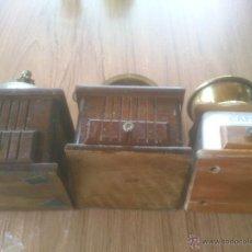Antigüedades: MOLINILLOS DE CAFE . Lote 126875858