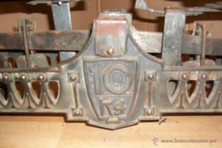 Antigüedades: BALANZA DE 10 KG - Foto 3 - 32199041