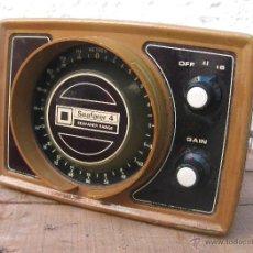 Antiquitäten - RARO APARATO IDEAL DECORACION NAUTICA SEAFARER RANGE 4 TIPO SONAR BARCO O SIMILAR - 52870536