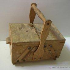 Antigüedades: ANTIGUO COSTURERO. Lote 52871881