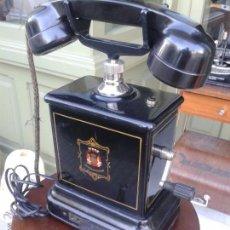 Teléfonos: ANTIGUO TELÉFONO - FUNCIONANDO. Lote 52926139