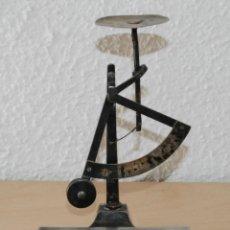 Antigüedades: ART NOUVEAU PESACARTAS WMF SILVER PLATE 50 GR. ALEMANIA AÑO 1910 A 1920. Lote 52946196