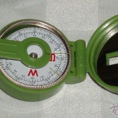 Antigüedades: BRUJULA ENGINEER LENSATIC COMPASS. Lote 53020603