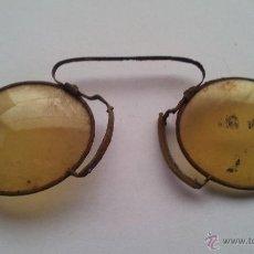 Antigüedades: GAFAS ANTIGUAS ESTILO QUEVEDO. Lote 53044596