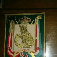 Antigüedades: 100 HOJILLAS DE AFEITAR DE LA PRESTIGIOSA MARCA ESPAÑOLA KRON-VEST, REFERENCIA JAGUAR. Lote 53052658