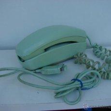 Teléfonos: ANTIGUO TELEFONO GONDOLA. AÑOS 70. COLOR VERDE OLIVA. Lote 53053041