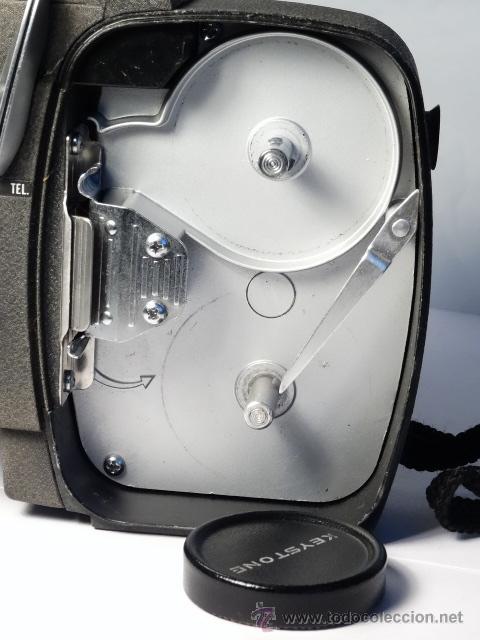 Camara 8mm keystone zoom electric eye k7 - Sold through