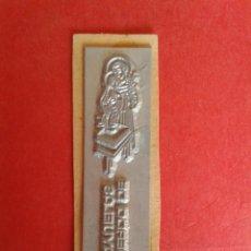 Antigüedades: CLICHE DE IMPRENTA. REC. DE TALAYUELAS. CUENCA. 1,8 X 6 CM.. Lote 53077976