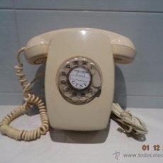 Teléfonos: TELÉFONO HERALDO DE PARED COLOR VAINILLA. Lote 53092257