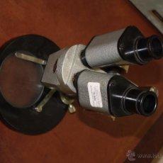 Antigüedades: MICROSCOPIO ENOSA AÑOS 70 . Lote 53096387