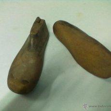 Antigüedades: PAREJA HORMAS ZAPATERO. Lote 53104313