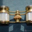 Antigüedades: ANTIGUOS BINOCULARES PRISMATICOS - CARPENTIER - FUNDA. Lote 53121855