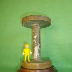 Antigüedades: IMPRESIONANTE YUNQUE JOYERO RARO TAS ANTIGUO RELOJERO PLATERO GRAN TAMAÑO COLECCION VINTAGE. Lote 53147147