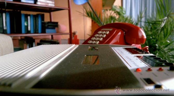 Teléfonos: CONTESTADOR AUTOMATICO TELEFONICA VINTAGE 80s - DOBLE CINTA CASSETTE - EN PELICULAS PEDRO ALMODOVAR - Foto 3 - 26309595
